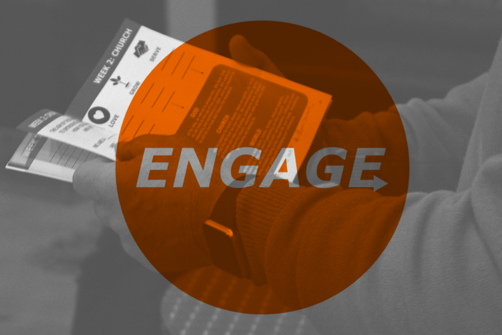 Engage Event Logo