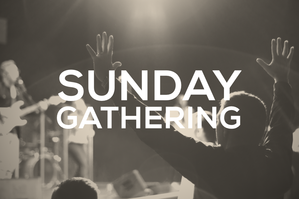 Sunday Gathering Logo