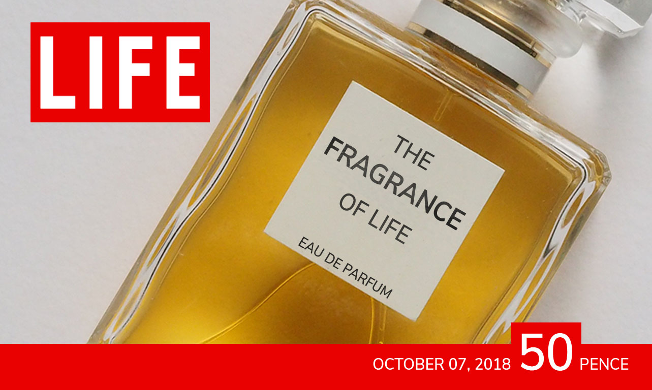 The Fragrance of Life