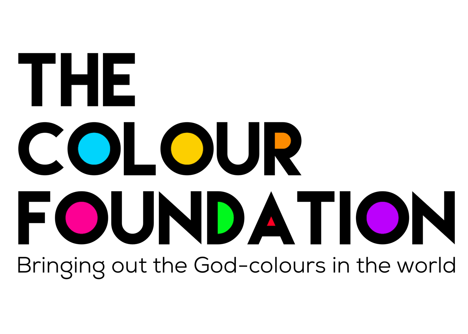 The Colour Foundation logo