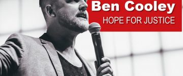 Ben Cooley Hope For Justice Podcast