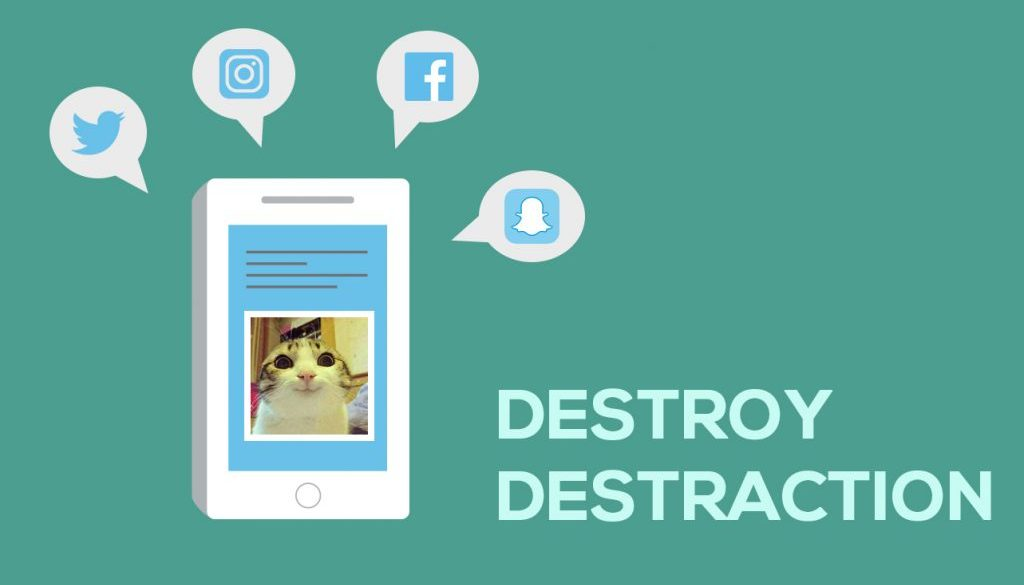 Destroy Distraction