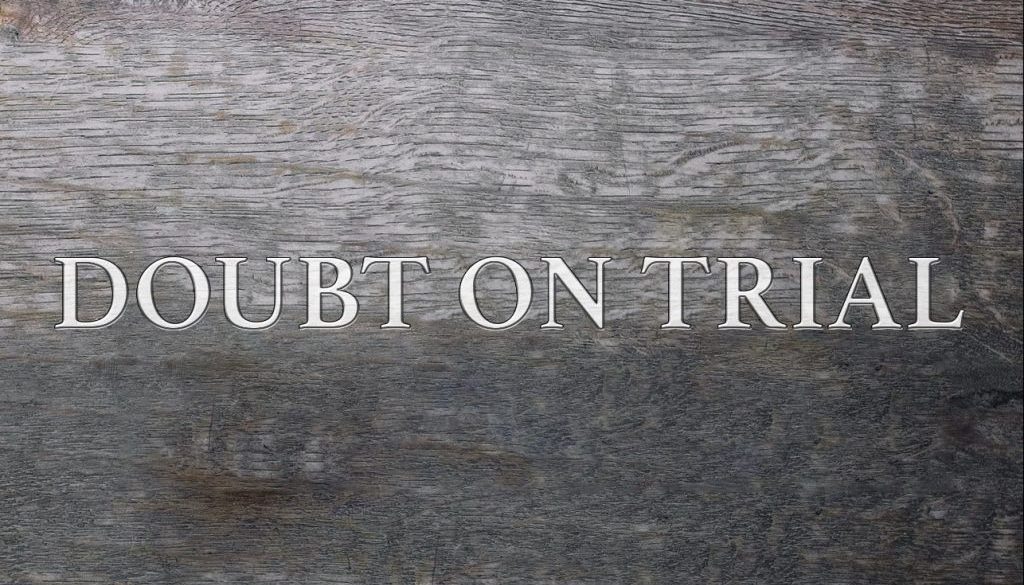 doubt on trial