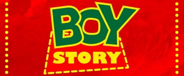 Boy Story - Dave Belfield - Today's Community Church Wigan