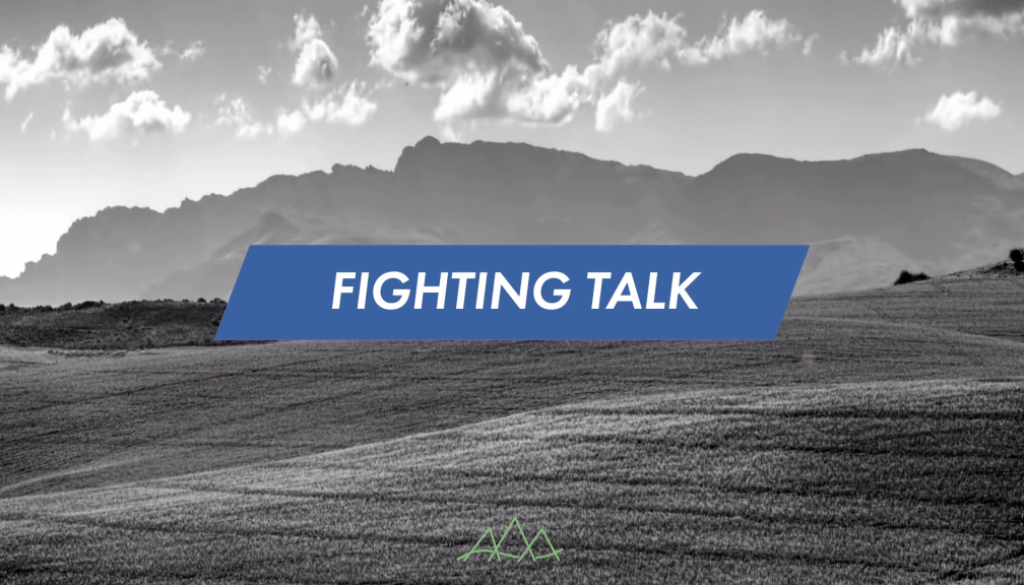 Fighting Talk -Chevon Taylor
