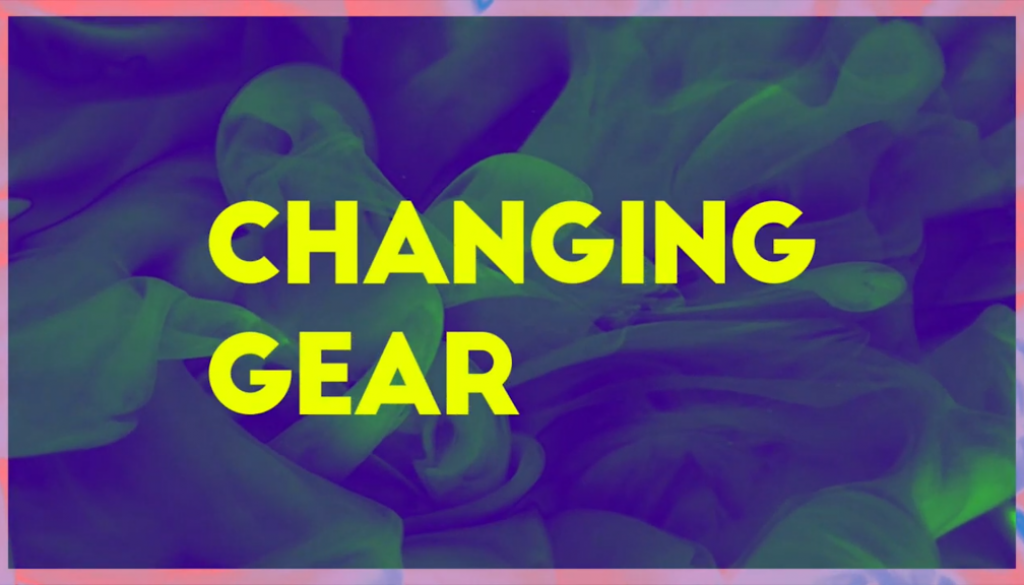 Changing Gear - Chevon Taylor