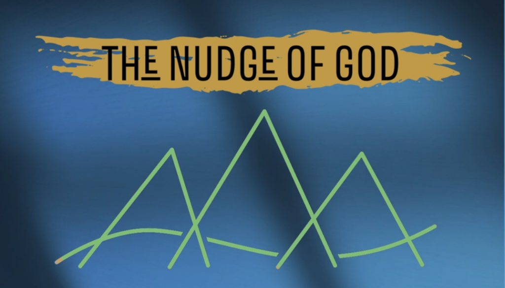 The Nudge of God - Dave Belfield